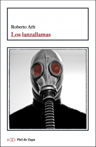 Los lanzallamas (eBook Kindle)